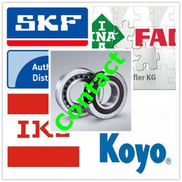 71916 CDF ISO Angular Contact Ball Bearing Top 5